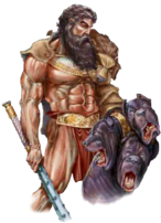 Hercules (Dungeons and Dragons)