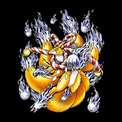 Kyubimon crusader