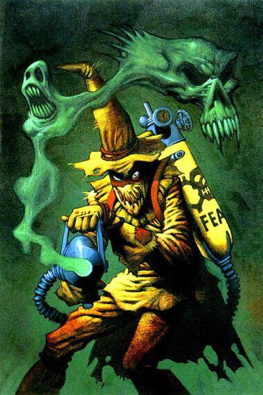 Scarecrow Post Crisis