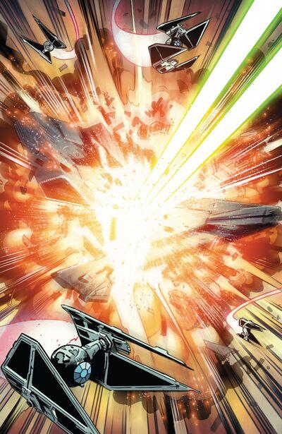 Star Wars - TIE Fighter - Issue 02 Page 07