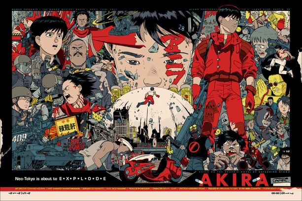 Akira for download