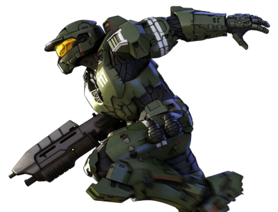 Halo Legends Master Chief