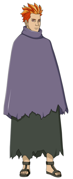 Jugo base form boruto