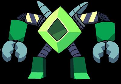 Peribot robot