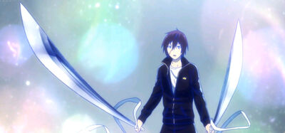 Yato with Blessed Vessel