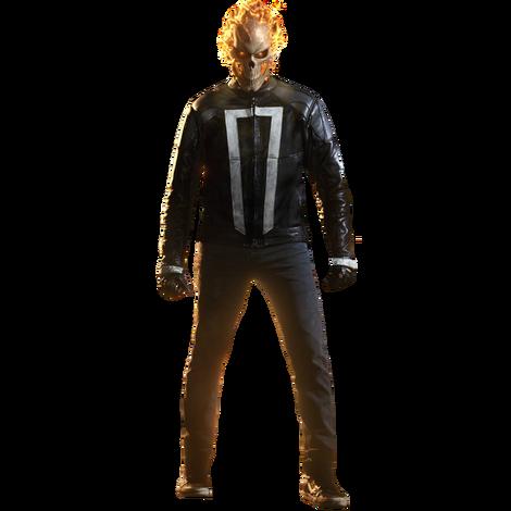 Ghost rider transparent by asthonx1-dahrwiq