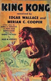 King Kong Novelization