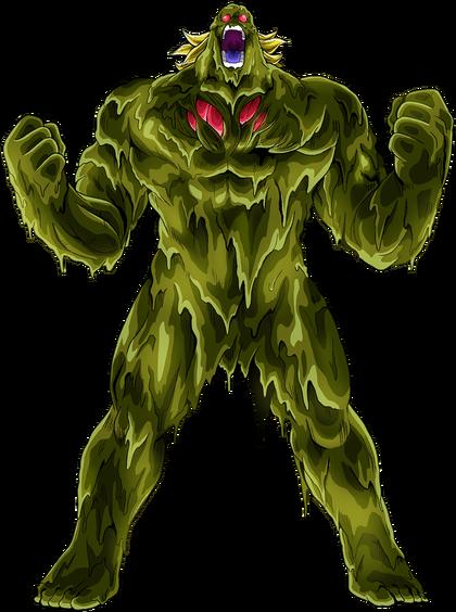 Bio broly render dokkan battle by maxiuchiha22 dcbzqey