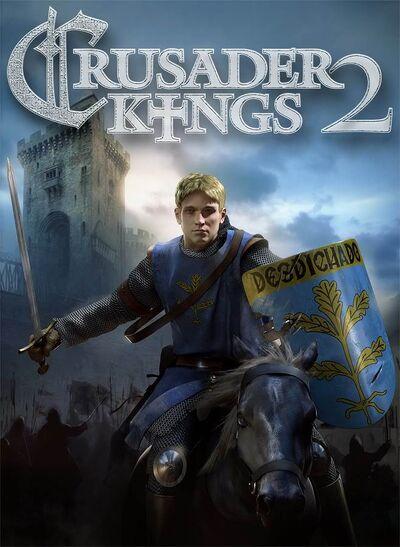 CrusaderKingscover