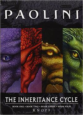 Inheritance Cycle cover