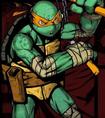 Mikey Mutant in Manhattan