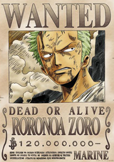 Roronoa Zoro (Pre-Timeskip)