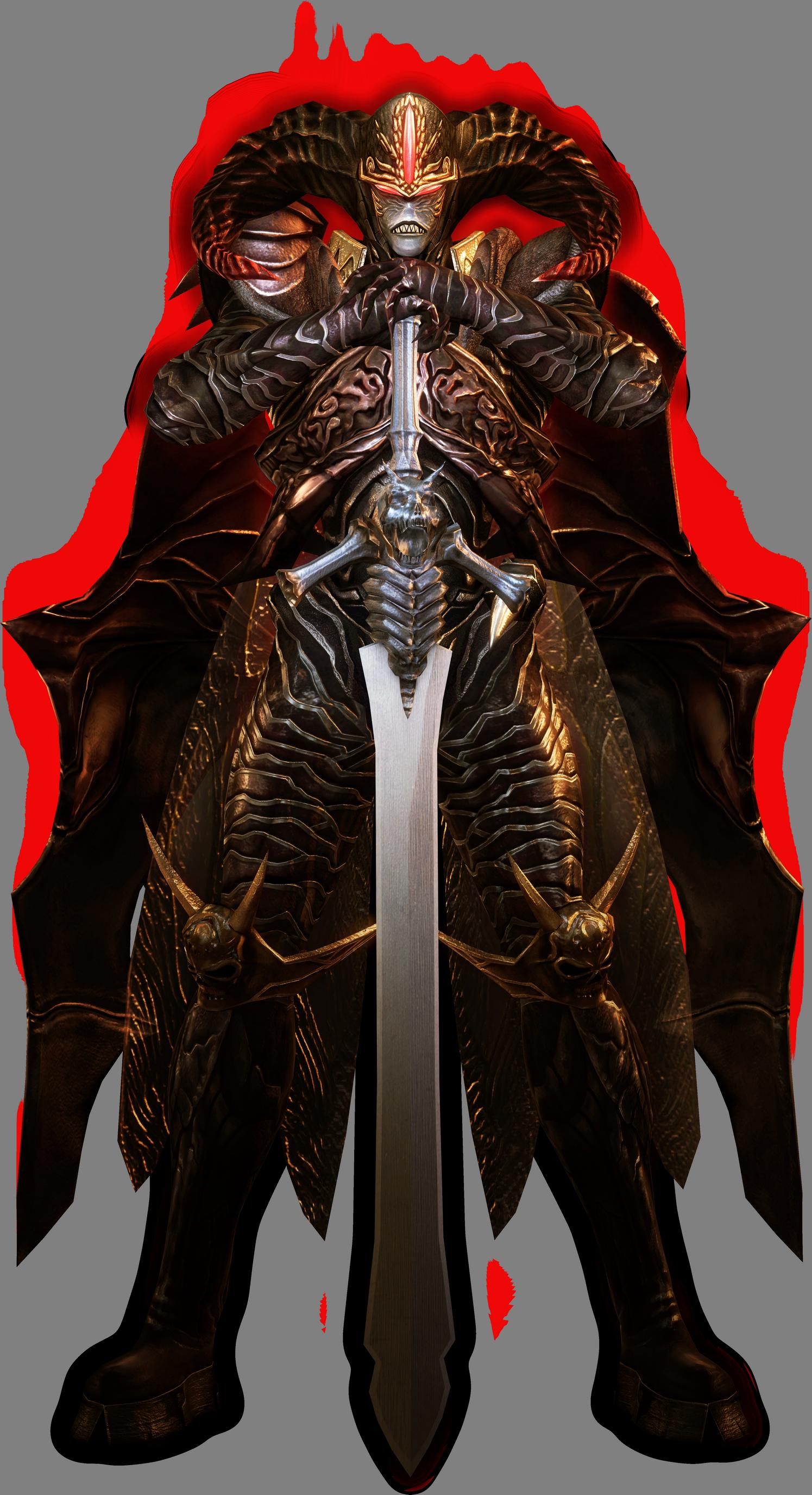 Sparda Devil Trigger (Model) DMC4SE