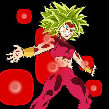 Dragon ball super kefla ssj2 by decretis-dbu7iiu