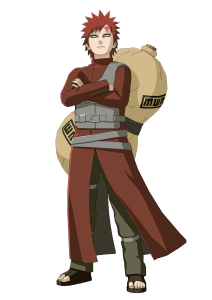 Travel Evidence Gaara_render_by_xuzumaki-d49bi94
