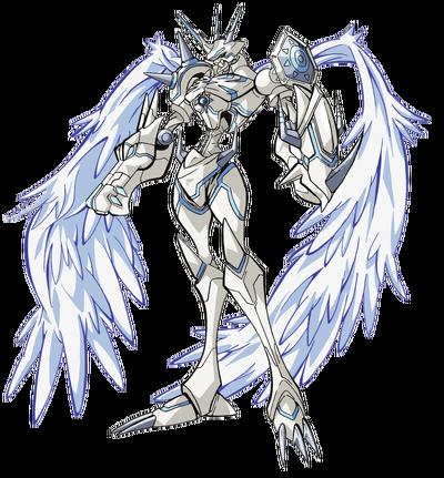 Omegamon Merciful Mode