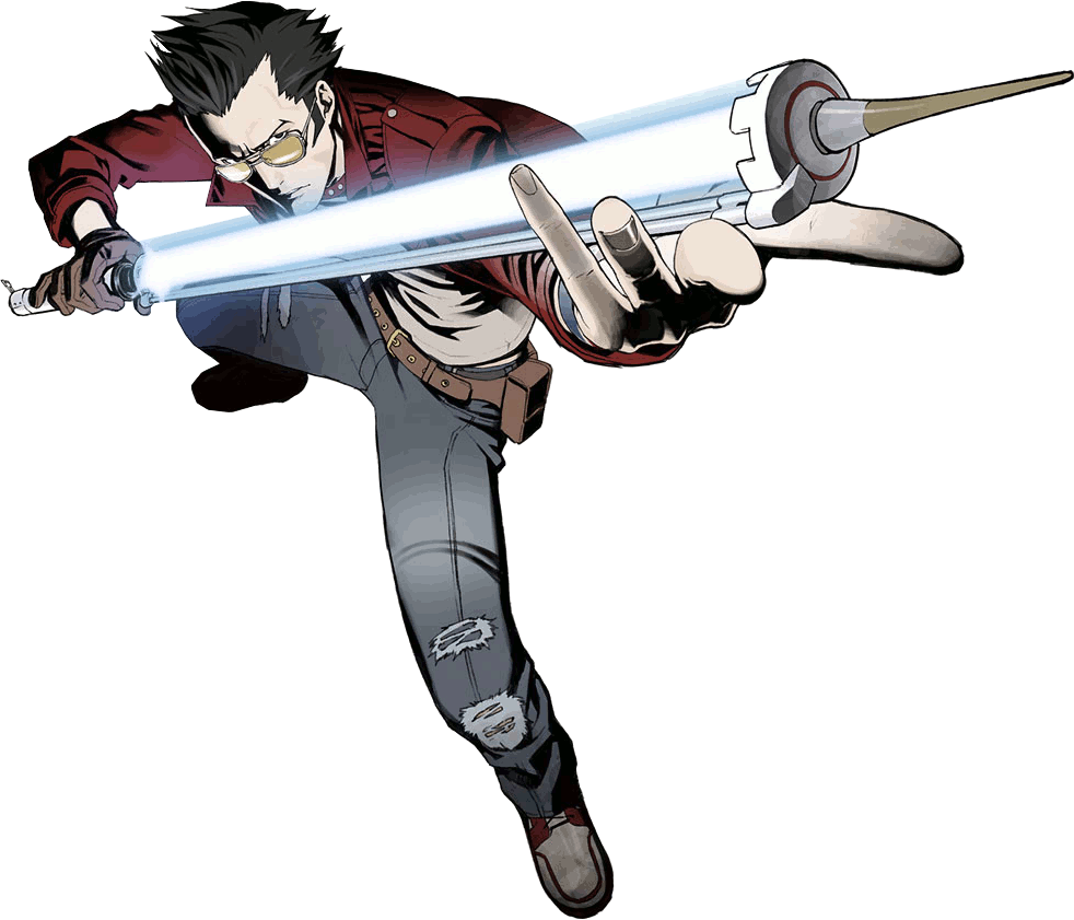 Image result for travis touchdown