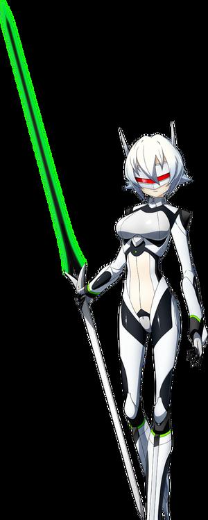 XBlaze Es-N Avatar Normal Pose 1