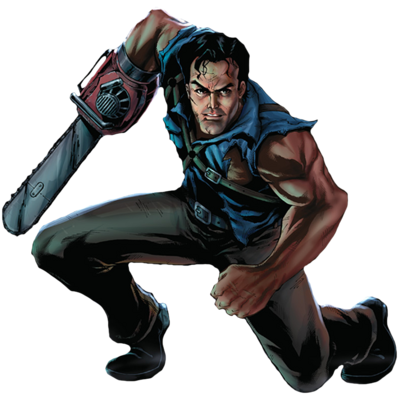 Ash Williams (Young)
