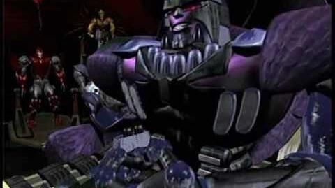 Beast Wars Megatron 'Yes' Compilation
