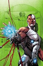 Cyborg (Post-Flashpoint)