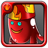 Fire Ghost Icon