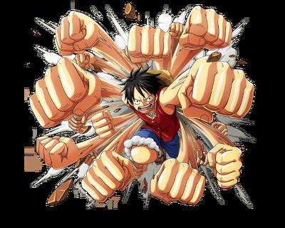 Luffy Pre TS Base