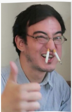 Screenshot 2019-09-24 filthy frank thumbs up - Google Search