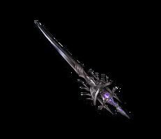 Xeno Phantom Demon Blade