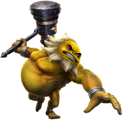 Darunia (Hyrule Warriors)