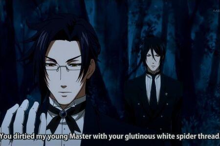Black butler sometimes needs context