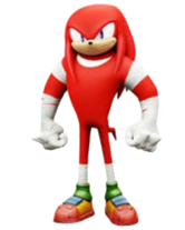Knuckles The Echidna (Sonic Boom)