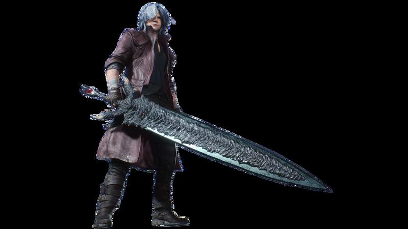 Dante Render DDSword