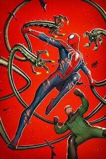Doctor Octopus (Marvel's Spider-Man)