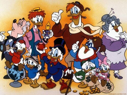 Ducktales original verse