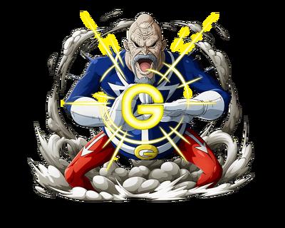 Lao g of donquixote pirates by bodskih-dbcd1jn