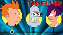 The Complete Futurama Timeline! Channel Frederator