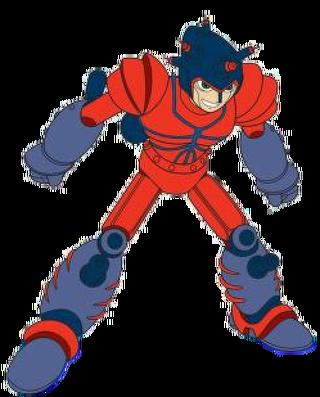 Astro Boy & Astro Boy Omega Factor-Prima-Atlas render