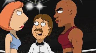 Family Guy - Boxer Lois