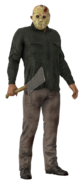 Jason Voorhees Part 4 Friday the 13th the Game