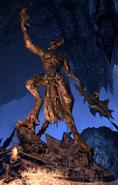 Molag Bal Statue ESO