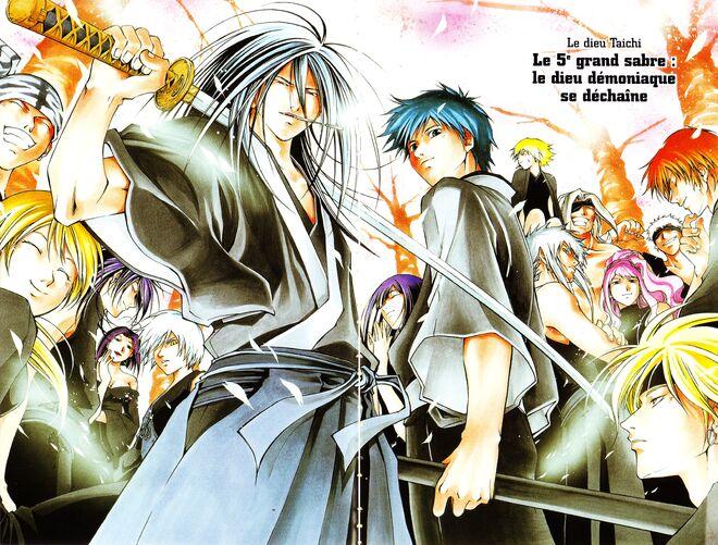Samurai Deeper Kyo Vs Battles Wiki Fandom Powered By Wikia