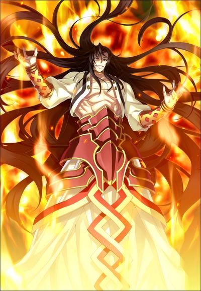 Sun God Kagutsuchi