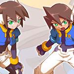 Vent and Aile (Mega Man)