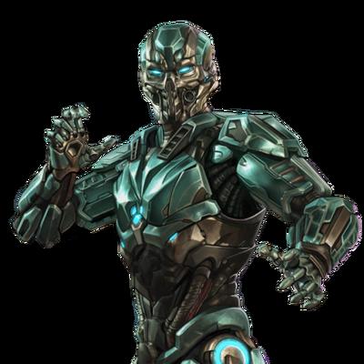 Cyber Sub-Zero render 4