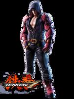 Jin kazama tekken 7 small cg by blood huntress-d8pm8p6