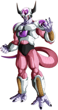 Second Form Frieza