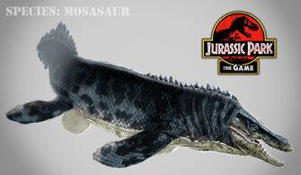 Tylosaurus (Jurassic Park)
