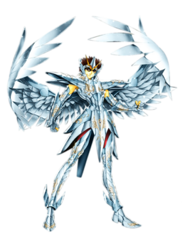 God Cloth Seiya Render