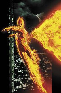 Human Torch (Ultimate Comics)